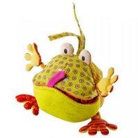 """Двойная игрушка """"жаба ромео"""", Lilliputiens"""