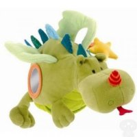 "Развивающая игрушка ""дракон уолтер"", Lilliputiens"