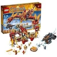 """Конструктор lego """"огненный летающий храм фениксов"""", LEGO (Лего)"""