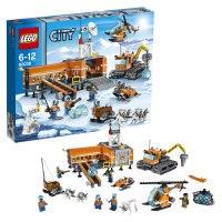 """Конструктор lego """"арктическая база"""", LEGO (Лего)"""