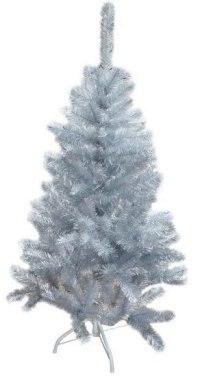 """Ель искусственная """"новогодний вальс"""", 120 см (серебристая), Новогодняя сказка"""