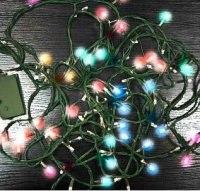 Гирлянда электрическая (100 цветных лампочек), Новогодняя сказка