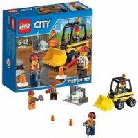 """Конструктор lego """"строительная команда для начинающих"""", LEGO (Лего)"""