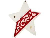 """Украшение подвесное """"звезда"""", 50x2x50 см, Monte Christmas"""