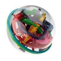 """Головоломка """"шар-лабиринт 138 шагов"""", диаметр 19 см, Лабиринты"""