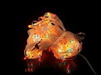 """Гирлянда электрическая """"сетка"""" 130x140 см, разноцветная, Monte Christmas"""