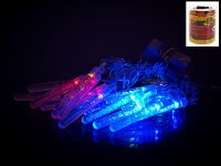 Гирлянда электрическая, 240 см, разноцветная (арт. n6860162), Monte Christmas