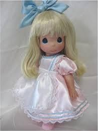 """Кукла """"алиса"""", 30 см, Precious Moments"""