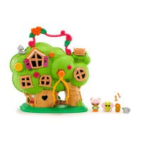 "Игровой набор lalaloopsy tinies ""домик на дереве"", MGA Entertainment"