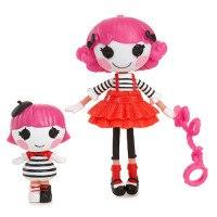 Кукла lalaloopsy mini, веселый мим с сестрёнкой, MGA Entertainment