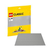 """Конструктор lego """"строительная пластина серого цвета"""", LEGO (Лего)"""