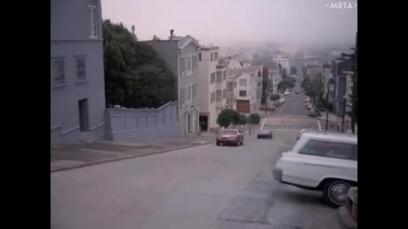 Момент из Рыцаря дорог (1982) сезон 3 серия 1