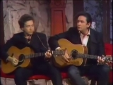 Bob Dylan, Johnny Cash - Girl from the north country