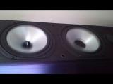 Monitor Audio Mr4 bass test Waka Flocka Flame Feat. Slim Dunkin &amp Wooh Da Kid - Inky (Slowed 33hz)