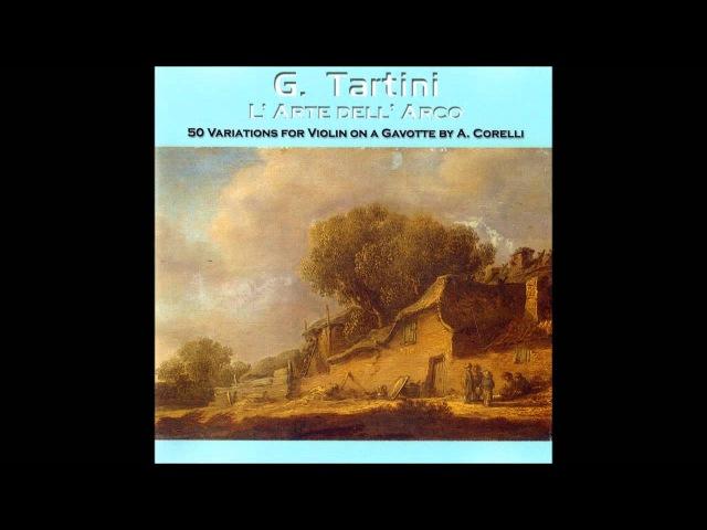 Giuseppe Tartini L' arte dell' arco complete