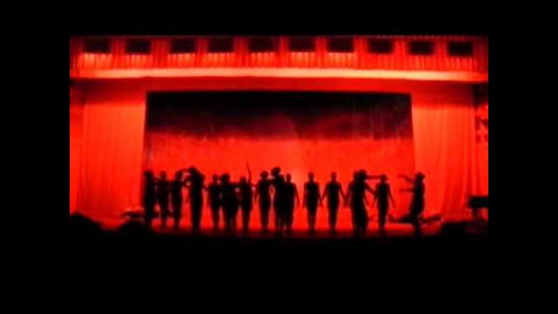 Хореографічна композиція на музику Карла Орфа Карміна Бурана.