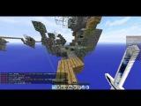 Minecraft sky wars:последний прятался под землёй#1