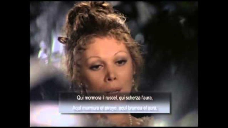 Mirella Freni Giunse alfin il momento Deh vieni non tardar Las Bodas de Fígaro Mozart