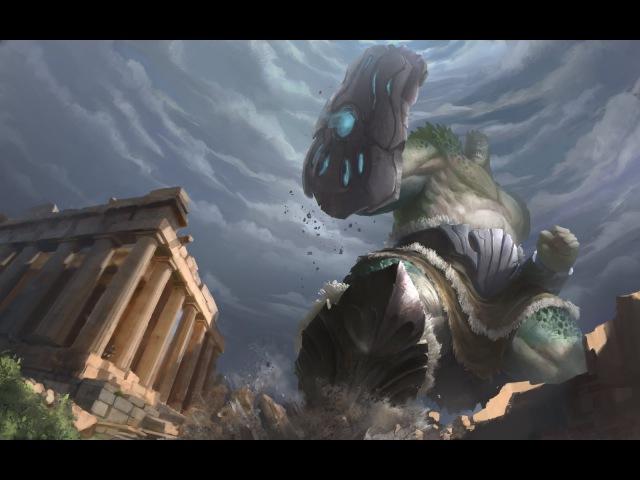Avatar Spotlight Polyphemus Gauntlet
