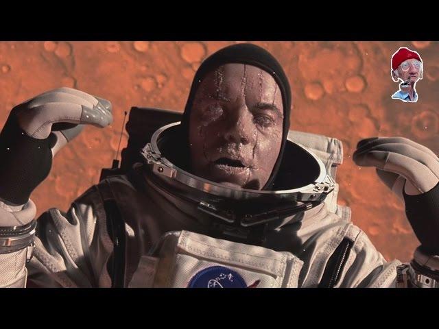 ЧТО БУДЕТ С ЧЕЛОВЕКОМ в космосе БЕЗ СКАФАНДРА? MOGOL ЗНАЕТ