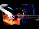 Radioactive - Imagine Dragons (Cover by Eddie van der Meer) Facebook Requests #1