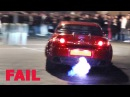 Tuned Mazda RX8 OVERHEATS after Drifts