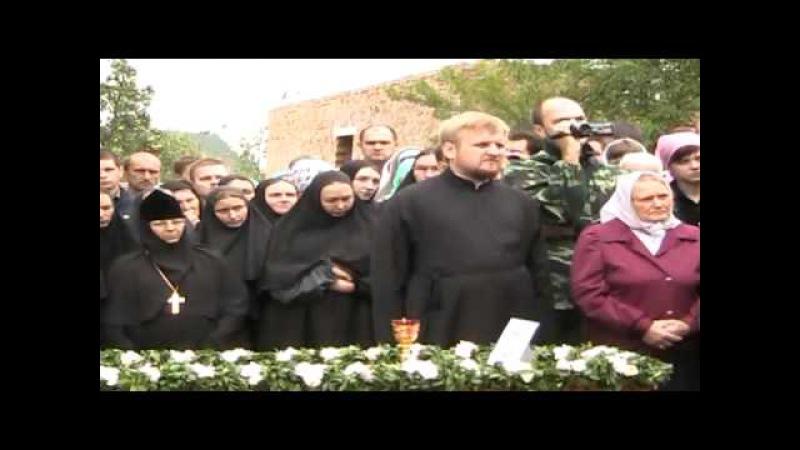 Канонизация Глинских старцев 2010 г.