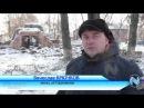 Дети, бомжи и наркоманы на развалинах на Горьковской