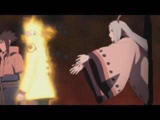 AMV - Kaguya Otsutsuki vs. Naruto And Sasuke   Naruto Shippuuden Episode 458 459 AMV
