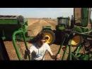 My time in Kansas with Frederick Harvesting John deere 2010