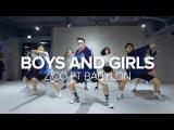 Boys And Girls - Zico Feat. Babylon Junsun Yoo Choreography