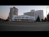 Реклама гостиницы Братислава Киев