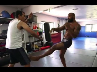 Fight Night Hollywood: Yoel Romero - Cuban Elite