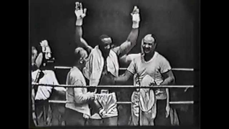 1960.03.21 Сонни Листон--Кливленд Уильямс Sonny Liston vs Clevelant Williams II