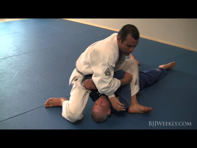Ryron Gracie - Arm Lock Switch Drill - Drill for Skill - BJJ Weekly 062