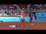 2016 Mutua Madrid Open Hot Shot | Dominika Cibulkova