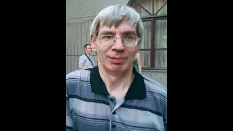 Мастер спорта по шахматам Геннадий Дроботов
