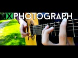 Photograph - Ed Sheeran - Fingerstyle Guitar Cover