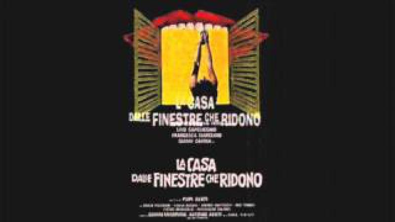 ATRAX MORGUE P.O.S.K. - La Casa Dalle Finestre Che Ridono - 04- Agony I Paint The Agony