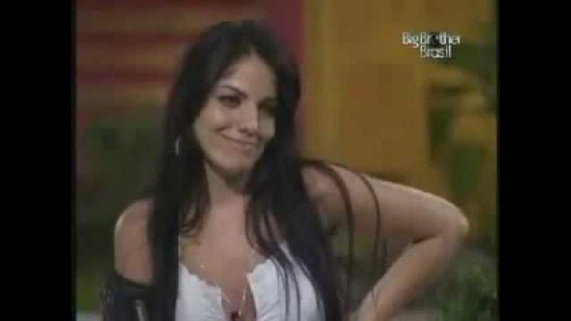 Anamara Big Boquete Brasil BBB10 Fa o e ainda dou uma lambidinha na útima gotinha!
