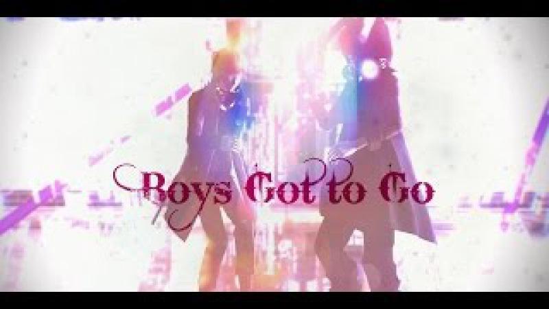 MMDxFNAF ~ Days to Come ~ Boys Got to go ~ Phantom Freddy Phantom Bonnie