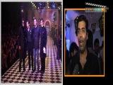 Amitabh Bachchan, Hrithik Roshan, Shahrukh Khan Walk The Ramp For Karan Johar!!