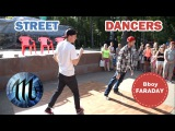 STREET DANCE to DUBSTEP Dancer FARADAY &amp ALACRAN ПАППИНГ ХОРЕОГРАФИЯ