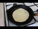 Хлеб без дрожжей чапати индийские лепешки