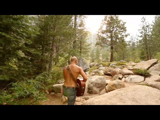 Follow Nahko into the Woods: