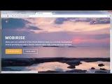Лучший конструктор сайтов Mobirise