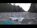Сплав по таежной реке Там где живет медведь Девственная тайга