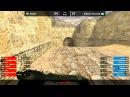 Na`Vi vs. fnatic map 3 dust2