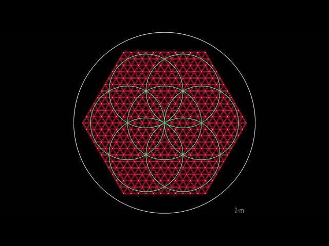 Фрактал и Многомерная Энергетическая Сеть