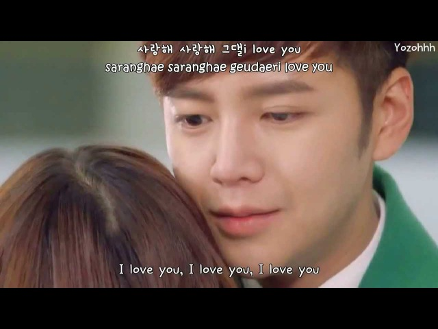Jang Geun Suk - Beautiful Day FMV (Pretty Man OST)[ENGSUB Romanization Hangul]
